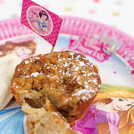 Princess Apple Muffin Recipe