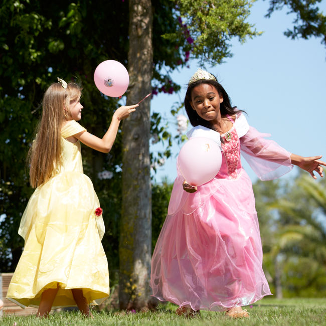 Princess Balloon Wand Game