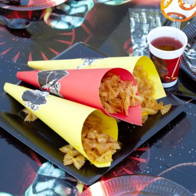 Star Wars Pasta Crisps Recipe