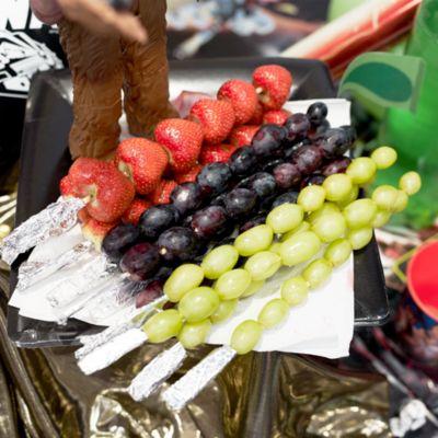 Star Wars Fruit Saber Recipe