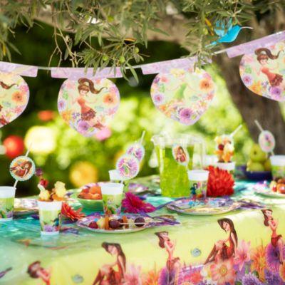 Fairies Tableware & Decorations