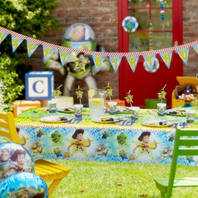 Toy Story Tableware & Decorations