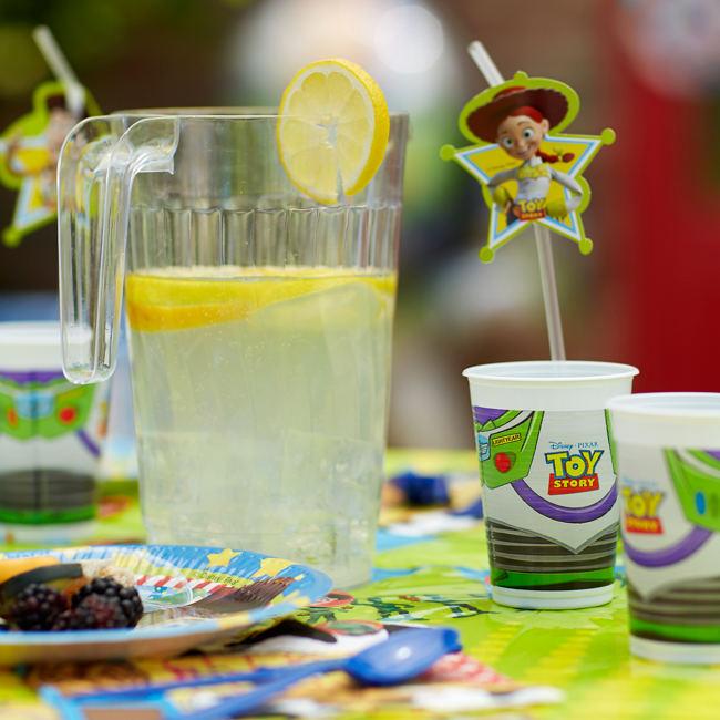 Toy Story Lime & Mint Soda Recipe