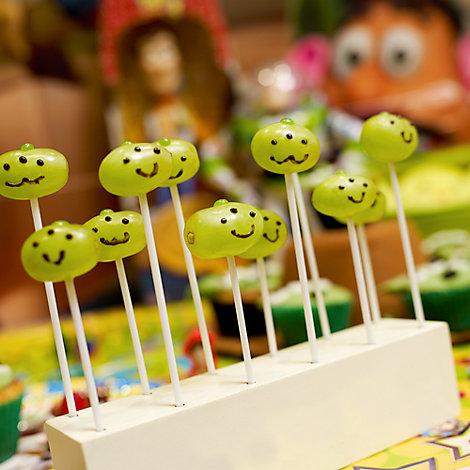 Toy Story Grape Pops