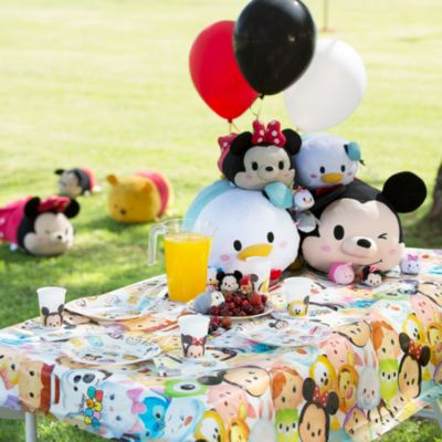 Tsum Tsum Tableware & Decorations