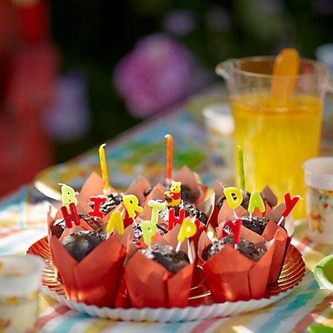 Winnie the Pooh Chocolate Cupcake Recipe
