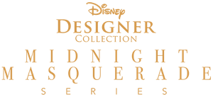 The Disney Designer Collection is proud to introduce the Midnight Masquerade Series, inspired by the magic of moonlit balls and the elegance of beloved Disney heroines. Designed by Disney Store artists, these dolls comes with an intricately sculpted mask that features iconic motifs.