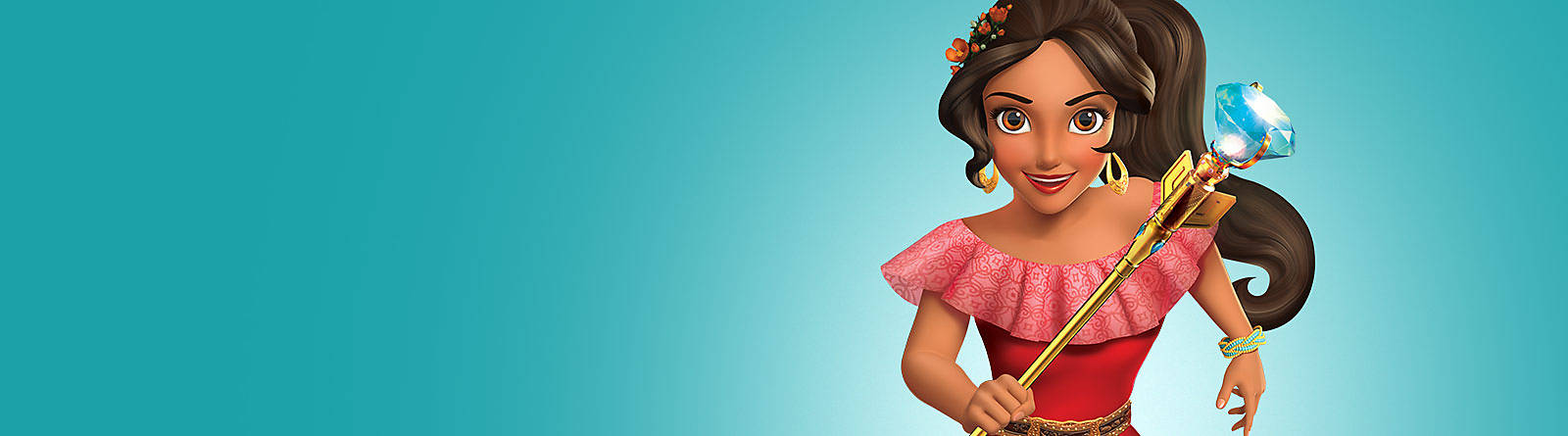 Elena Discover our wonderful range of Elena of Avalor soft toys, costumes, clothing and more