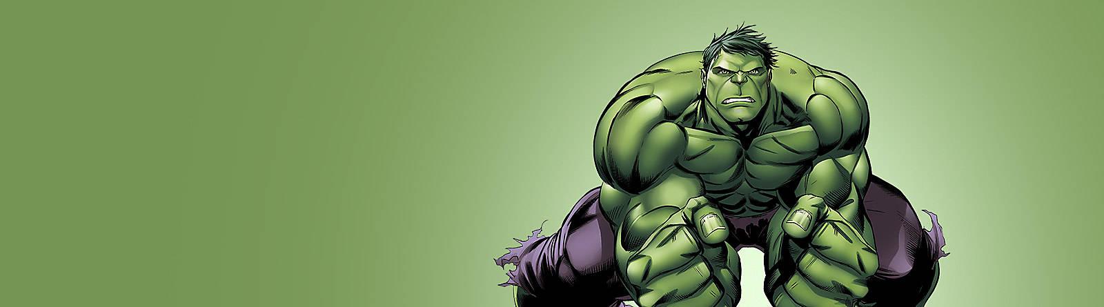 Hulk Hulk est le super-héros le plus fort ! Célébrez la puissance de ce titan vert grâce aux accessoires et figurines à son effigie !