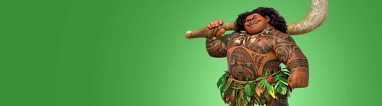 Maui It's Maui - breathe it in!  Check out our Maui from Moana range of toys, clothing, collectibles and more