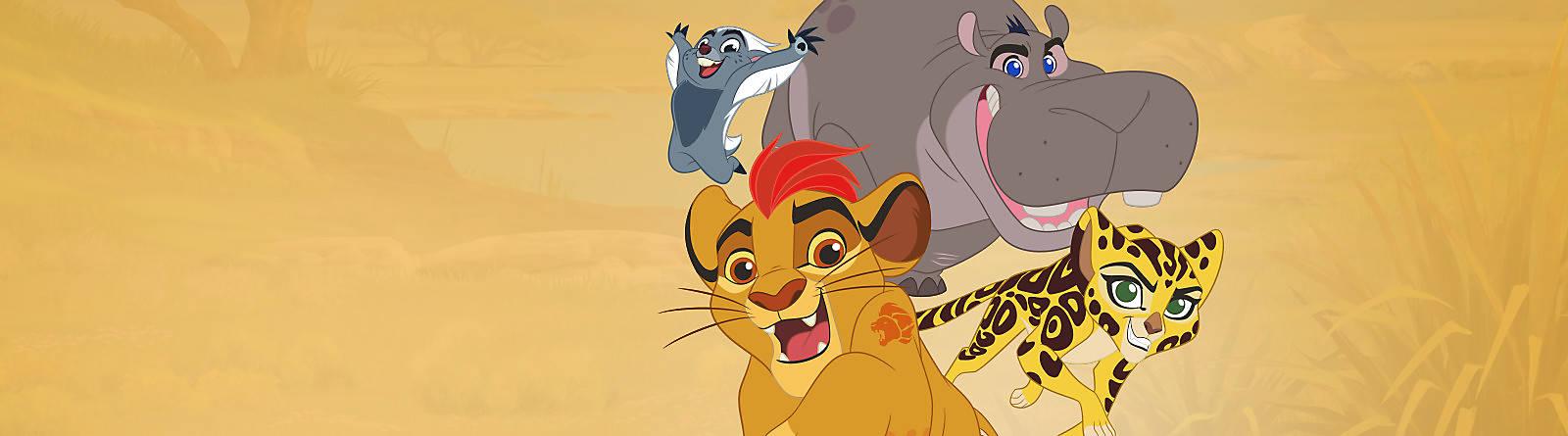 Die Garde der Löwen Alles für die Kinderparty findest du bei shopDisney: Servietten, Girlanden und Ballons für ein tolles Fest. Das Dschungelabenteuer für die Kleinen entzückt mit toller Animation und lädt zum Entdecken des Disney Universums ein. Der König der Löwen freut sich!