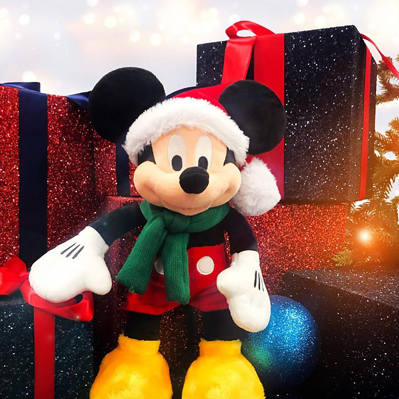 This Christmas we're giving Mickey Mouse soft toys to charities to help spread Gift Magic to our local communities