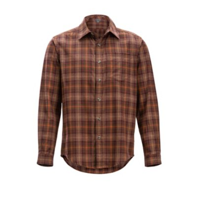 Men's Arezzo Dobby Ombre Long-Sleeve Shirt