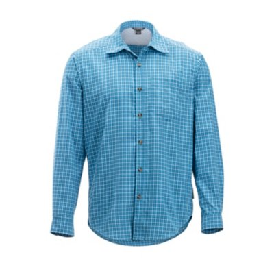Men's Salida AS Check Long-Sleeve Shirt