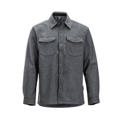Men's Bruxburn Long-Sleeve Flannel Shirt Jacket