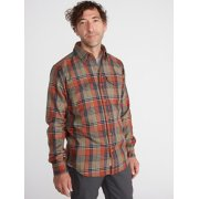 Men's Stonefly Midweight Flannel Shirt image number 3