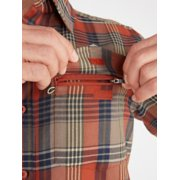 Men's Stonefly Midweight Flannel Shirt image number 5