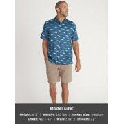Men's Next-To-Nothing™ Pindo Print Short-Sleeve Shirt image number 1