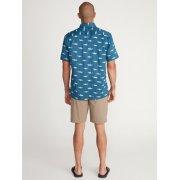 Men's Next-To-Nothing™ Pindo Print Short-Sleeve Shirt image number 2