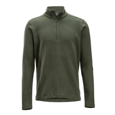 Men's Powell 1/4-Zip Long-Sleeve Sweater