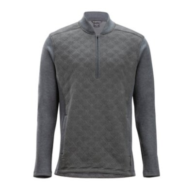 Men's Harwood 1/4-Zip Long-Sleeve Sweater