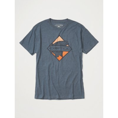 Men's Diamond Short-Sleeve T-Shirt