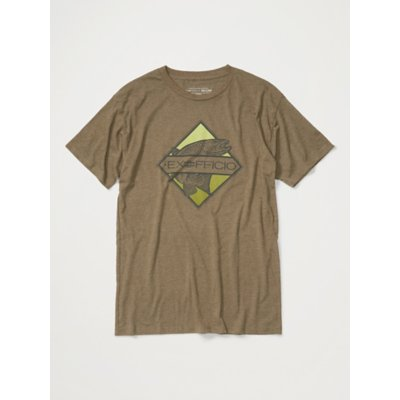 Men's Diamond Short-Sleeve T-Shirt