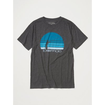 Men's Sunset Short-Sleeve T-Shirt