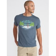 Men's Compass Cay Tee SS image number 2