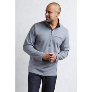 Men's Caminetto 1/4-Zip Long-Sleeve Sweater image number 3