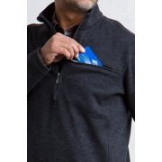 Men's Caminetto 1/4-Zip Long-Sleeve Sweater image number 5