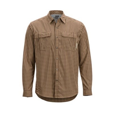 Men's BugsAway® Halo™ Check Long-Sleeve Shirt