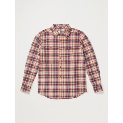 Men's BugsAway® Redding Midweight Flannel Shirt