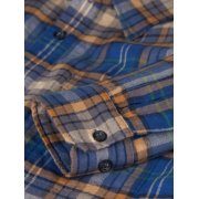 Men's BugsAway® Redding Midweight Flannel Shirt image number 10