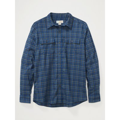 Men's BugsAway® Kempsey Lightweight UPF 50 Long-Sleeve Flannel Shirt
