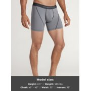 Men's Give-N-Go 2.0 Sport Mesh 6'' Boxer Brief image number 1