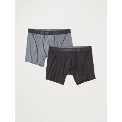 Men's Give-N-Go 2.0 Sport Mesh 6'' Boxer Brief 2-Pack