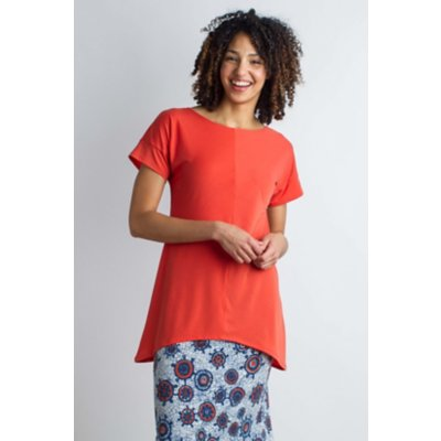 Women's Wanderlux Crossback Short-Sleeve Shirt