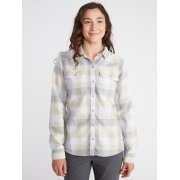 Women's BugsAway® Redding Midweight Flannel Shirt image number 2