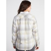 Women's BugsAway® Redding Midweight Flannel Shirt image number 3