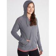 Women's BugsAway® Lumen™ Full-Zip Hoody image number 2
