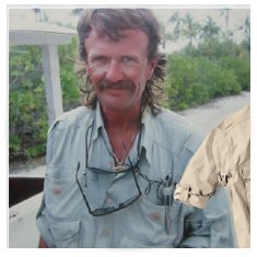 man wearing long-sleeve hiking shirt