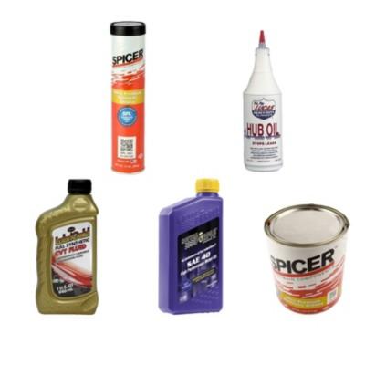XX Oil, Fluids & Grease