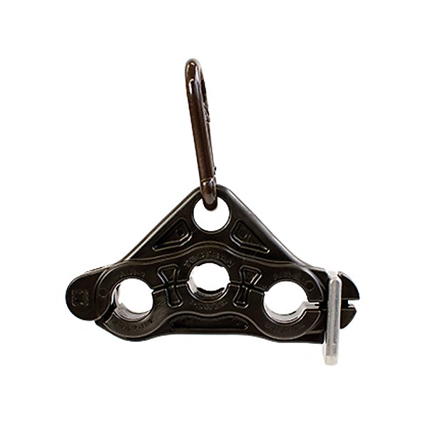 Tectran - 3-Hole TEC-CLAMP with E-coated clip - TEC9888