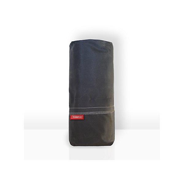 TECHNOFLEX - Bitumen Tarp Blk 93In X 23Ft - TFLTFBN93X23R