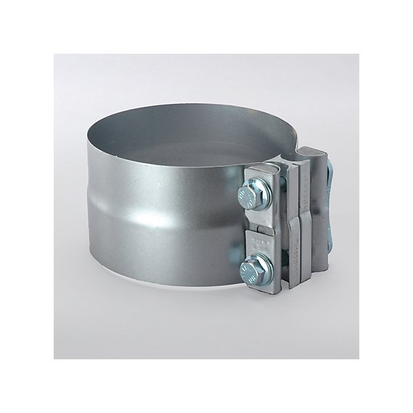 Donaldson - Round Stainless Steel Seal Clamp 5 in. OD - DONX007785