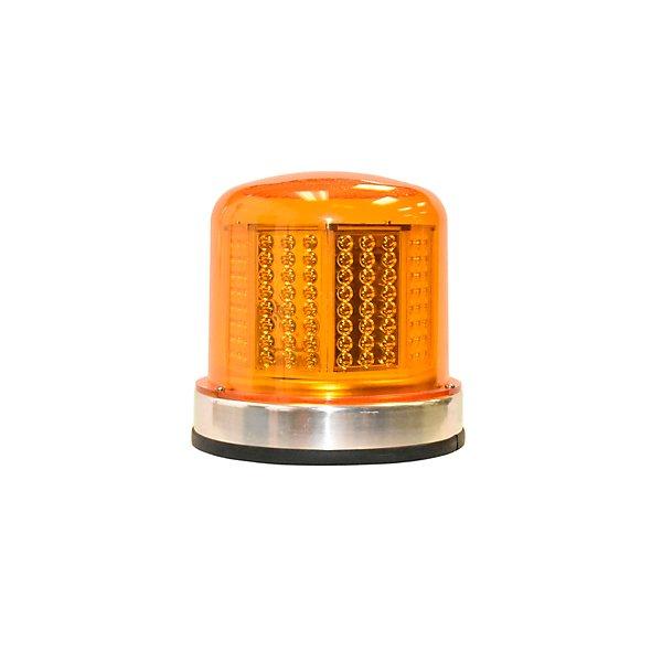 Jetco Heavy Duty Lighting - LED ROTATING BEACON 8 AMBER - JET126-67024A-8