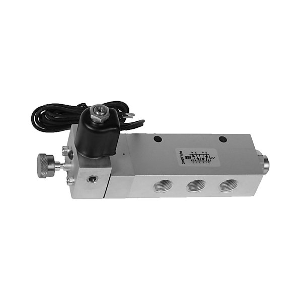 HD Plus - Air Control Valve with (5) PT Ports - 2 Position Valve for Lift Axle - AIRAC114