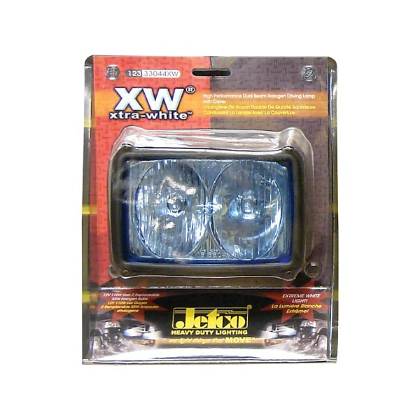 Jetco Heavy Duty Lighting - JET123-33044XW-TRACT - JET123-33044XW