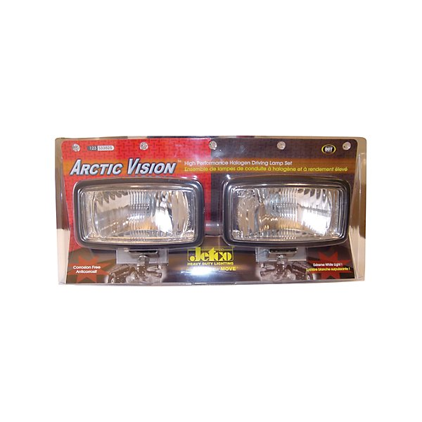 Jetco Heavy Duty Lighting - JET123-S33525-TRACT - JET123-S33525